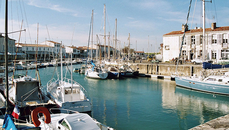 Art of living in the Ré Island
