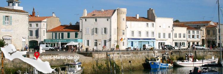 Immobilier de prestige Saint Martin de Ré