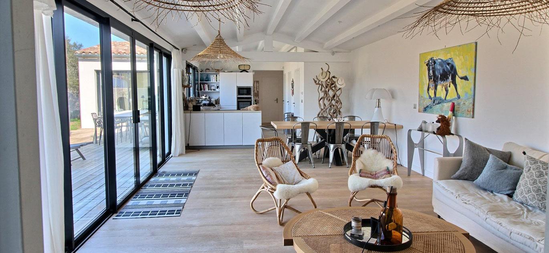 Le Bois-Plage-en-Ré - France - House, 5 rooms, 4 bedrooms - Slideshow Picture 2