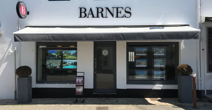 BARNES opens a new office in Les Portes-en-Ré
